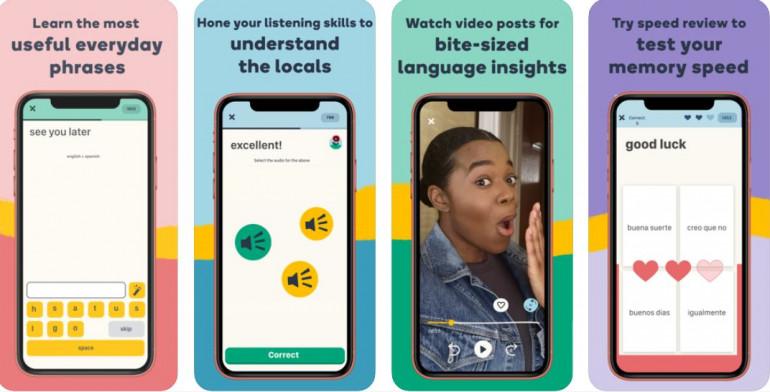 10 najlepszych aplikacji do nauki języków obcych