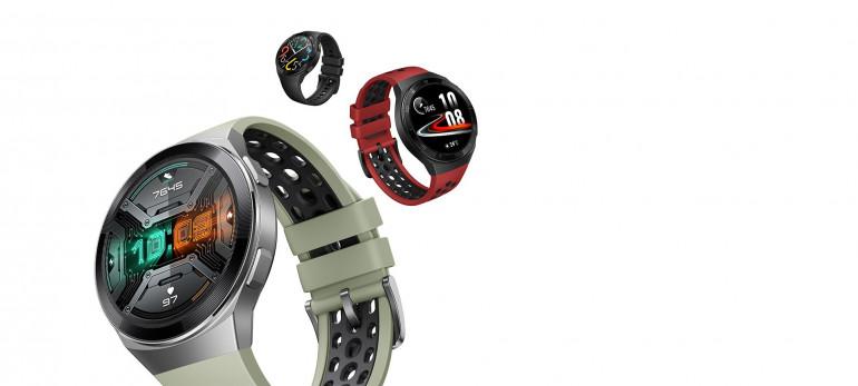 Smartwatch Huawei Watch GT 2e o 100 zł taniej!