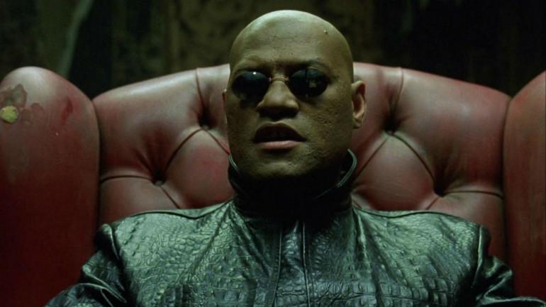 Matrix 4 Morfeusz