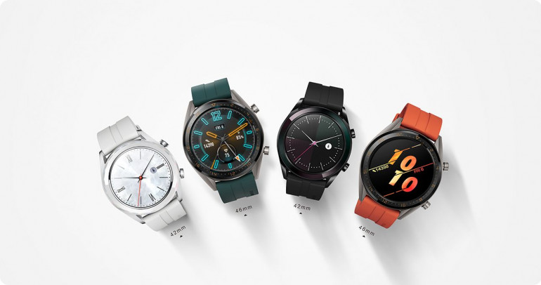 Rodzina Huawei Watch GT