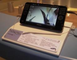 CeBIT: Samsung prezentuje nową wersję komputera Q1