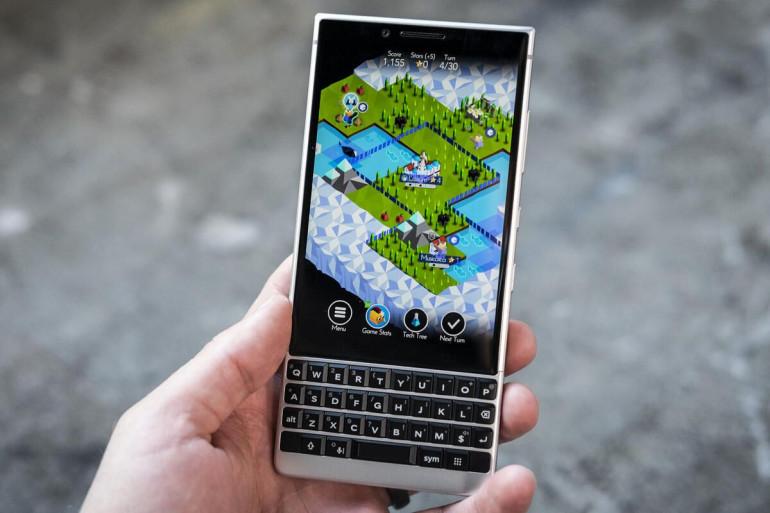 Smartfon BlackBerry Key 2