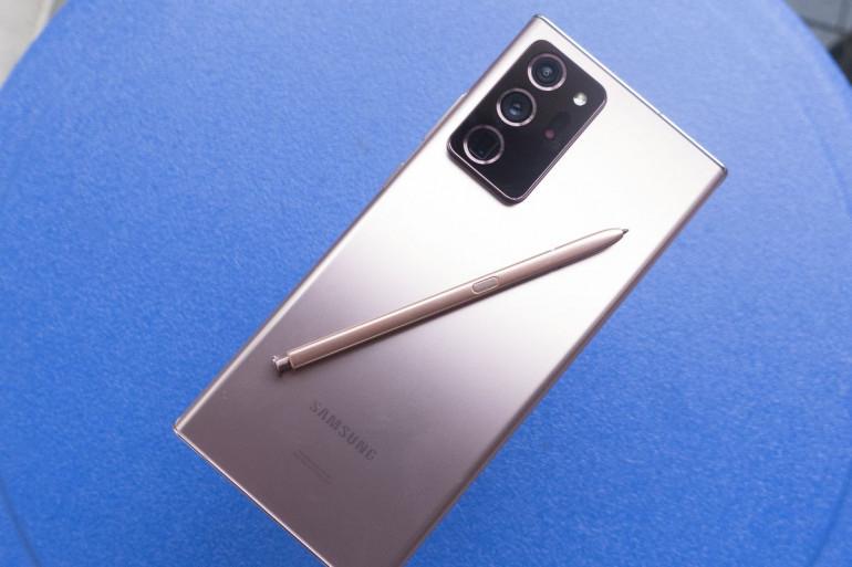 Plecki Galaxy Note 20 Ultra