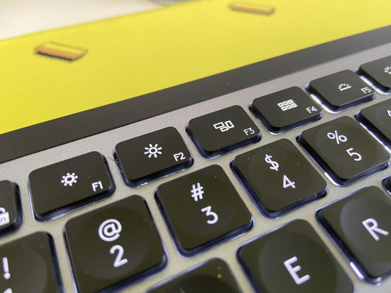 Przyciski funkcyjne dla macOS