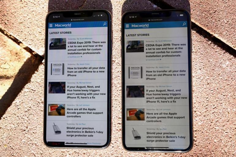 Ekran iPhone 11 Pro