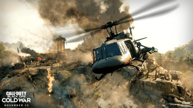 Call of Duty Black Ops Cold War z kreatorem postaci i elementami RPG, mamy pierwszy zwiastun!