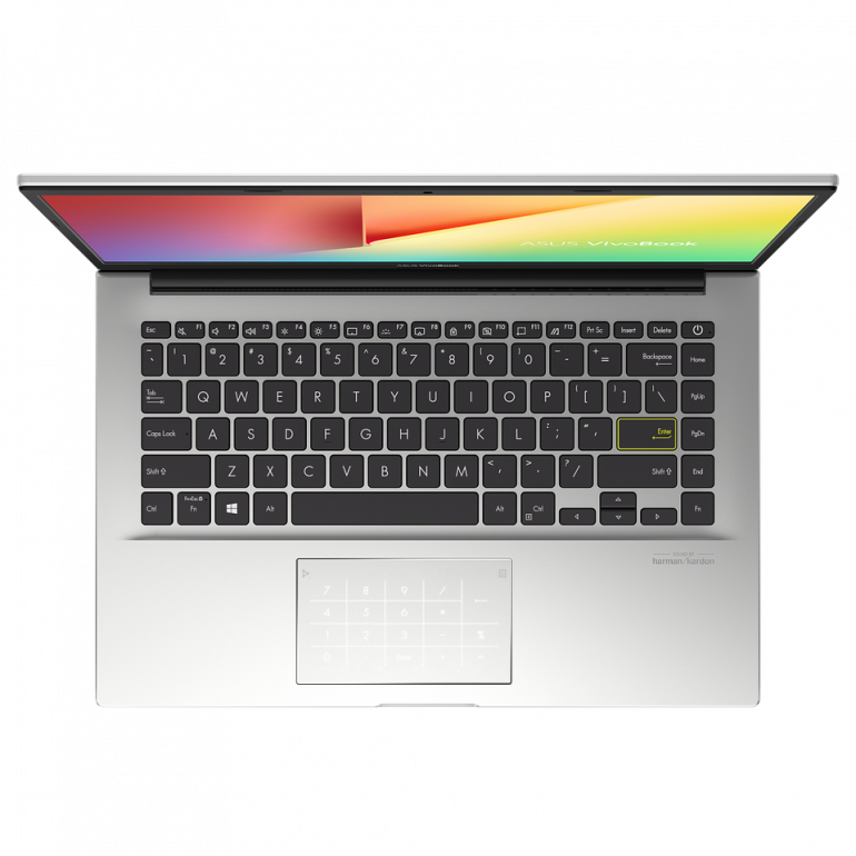 Urządzenia wprowadzające w VivoBooku