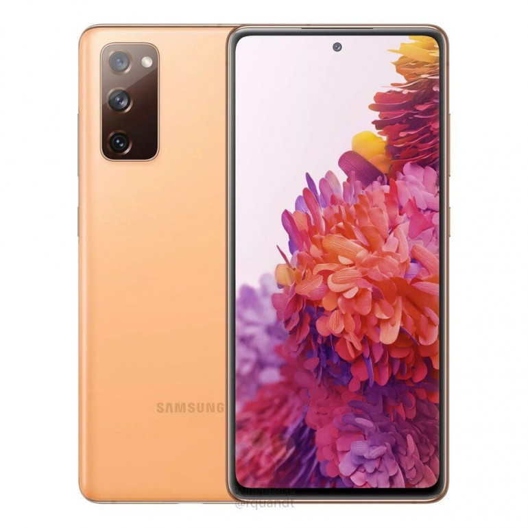 Samsung Galaxy S20 Fan Edition - szczegóły modeli 4G i 5G