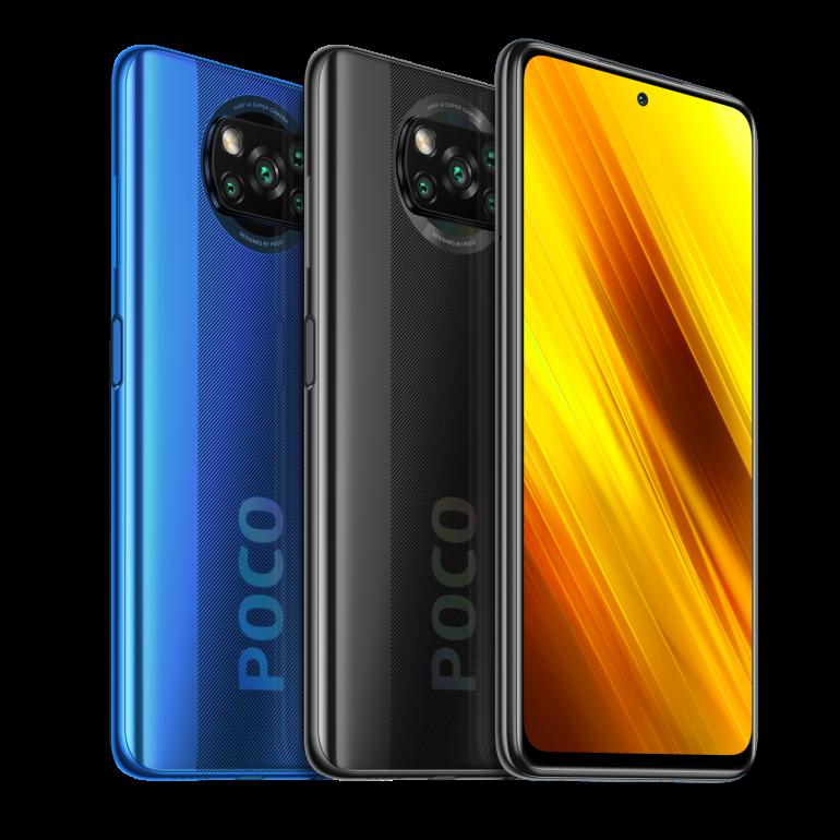 Poco X3 NFC z gamingowym chipem Qualcomm Snapdragon 732G od Xiaomi