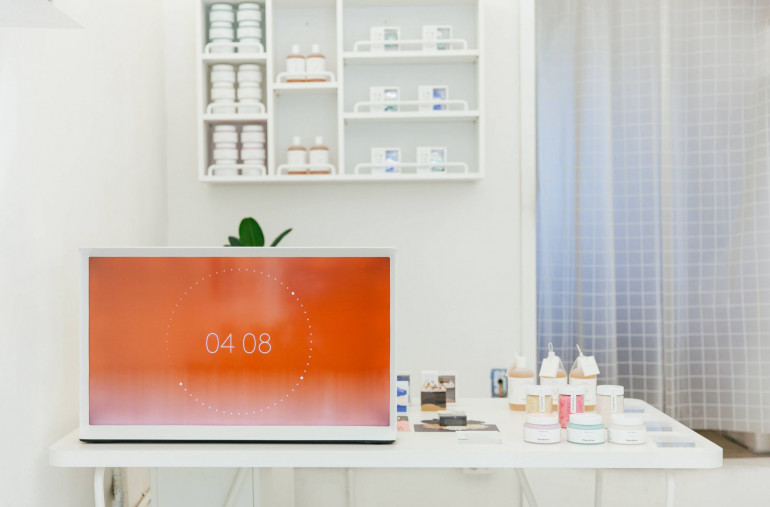 The Serif - absolutnie piękny telewizor od Samsunga
