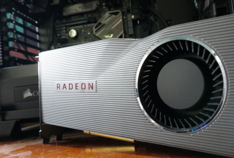 Referencyjny Radeon RX 5700 XT