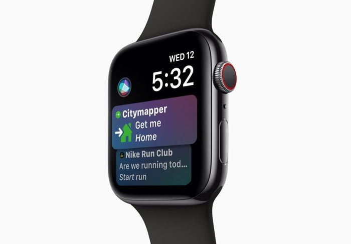 Zegarek Apple Watch Series 4