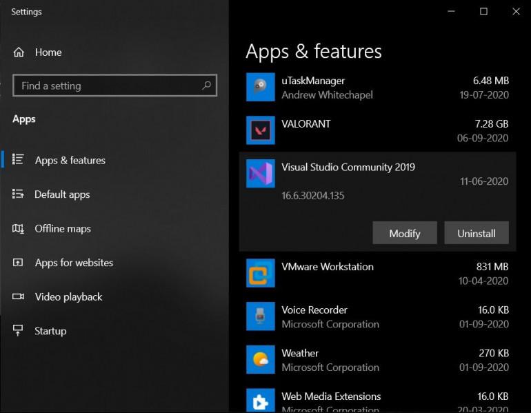 Nowe możliwości aplikacji Ustawienia Źródło: windowslatest.com