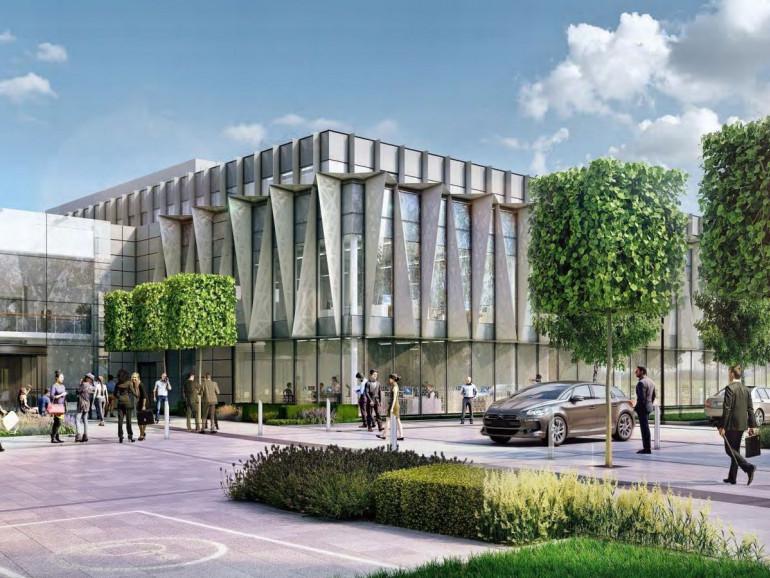 Najnowszy budynek siedziby ARM Źródło: Cambridge News