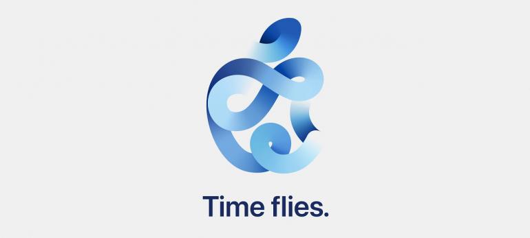 Logo wydarzenia Time Flies