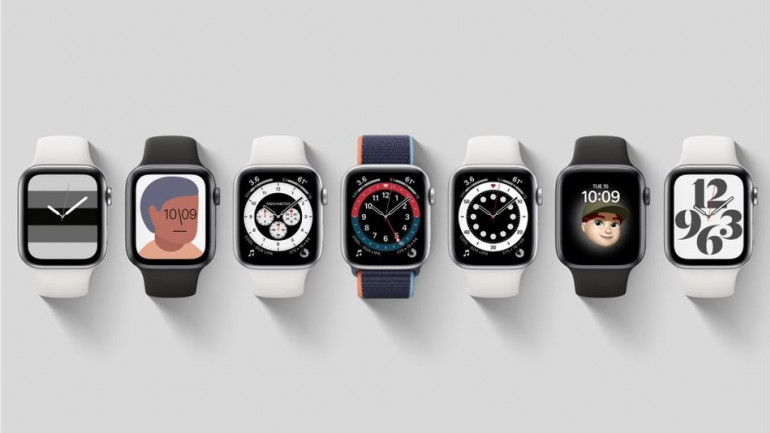 Nowe tarcze Apple Watch