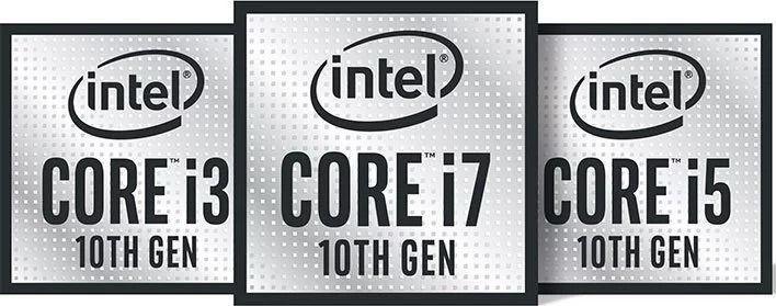 Procesory Intel Core 10 generacji