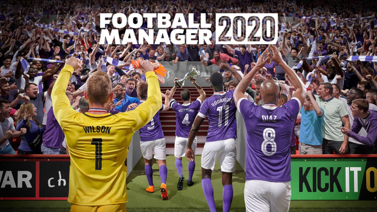 Football Manager 2020 za darmo w Epic Games Store