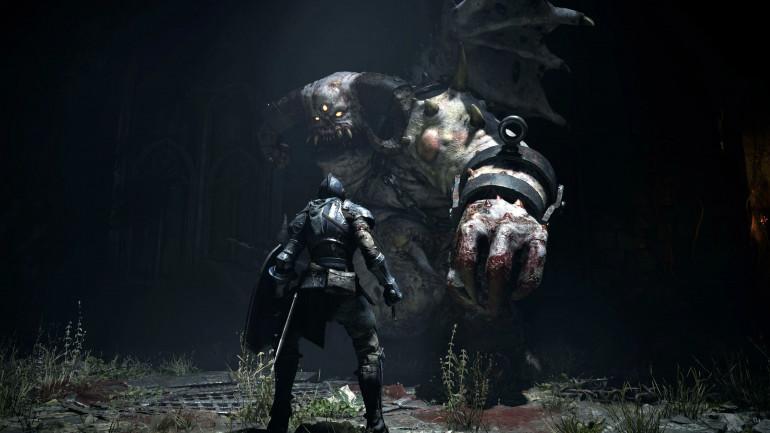Demon's Souls na PS5