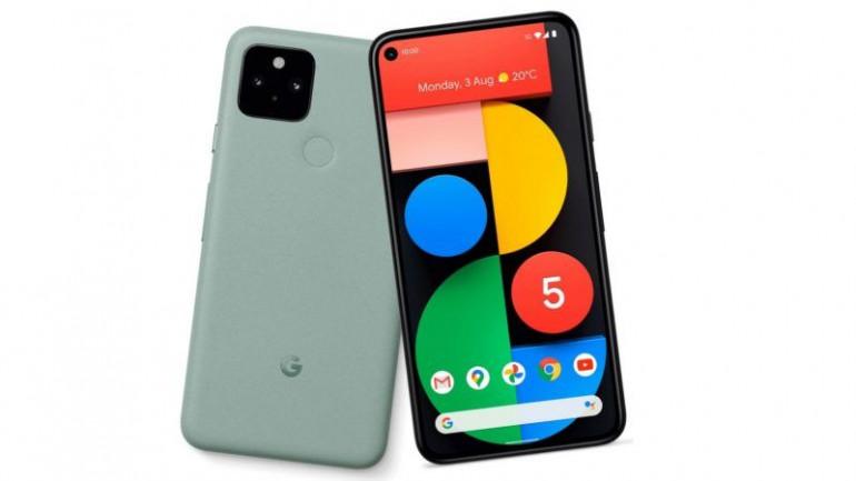 Google Pixel 5  Źródło: pocketnow.com