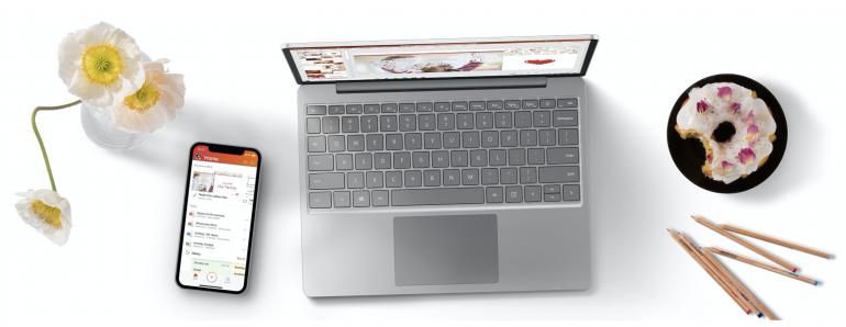 Klawiatura Surface Laptop Go