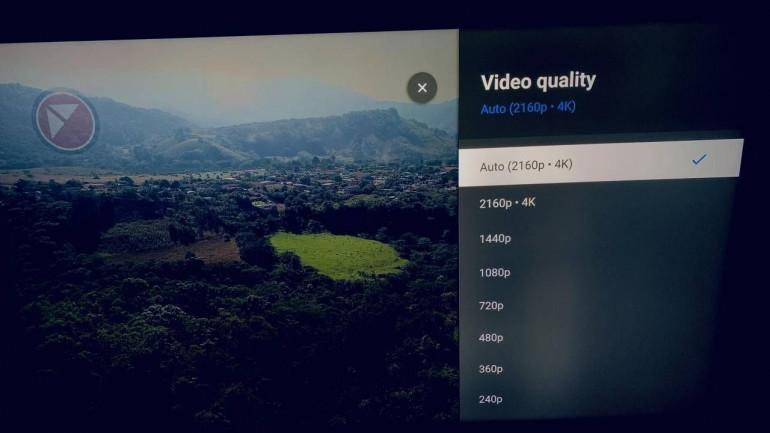 YouTube w 4K na Apple TV Źródło: slashgear.com
