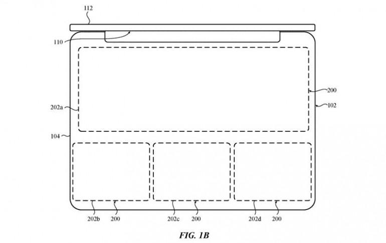 Patent na MacBooka Pro z nową klawiaturą