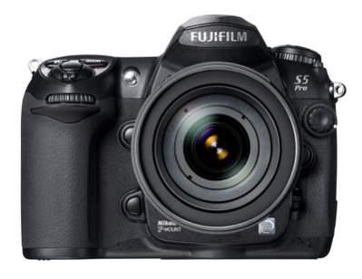 Fujifilm FinePix S5Pro