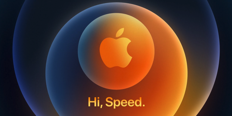 Plakat reklamowy Hi, Speed