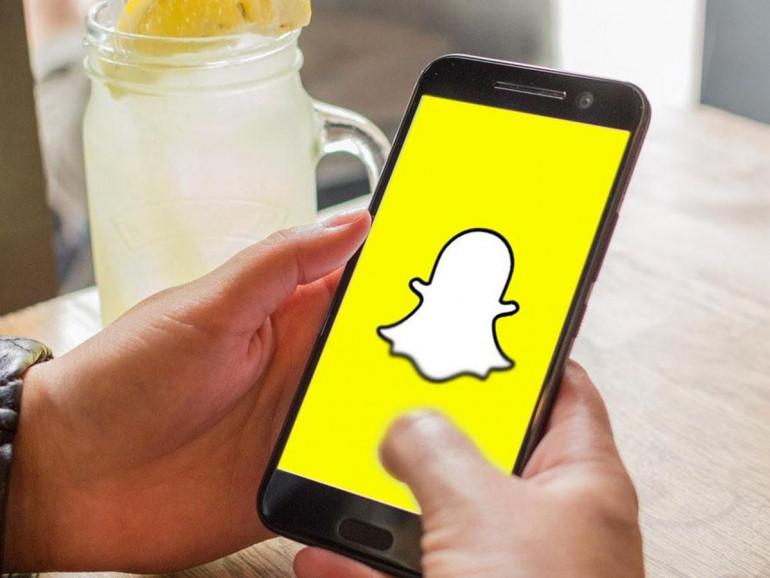 Snapchat Źródło: techadvisor.co.uk