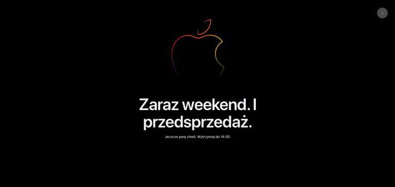 Apple Store nie działa
