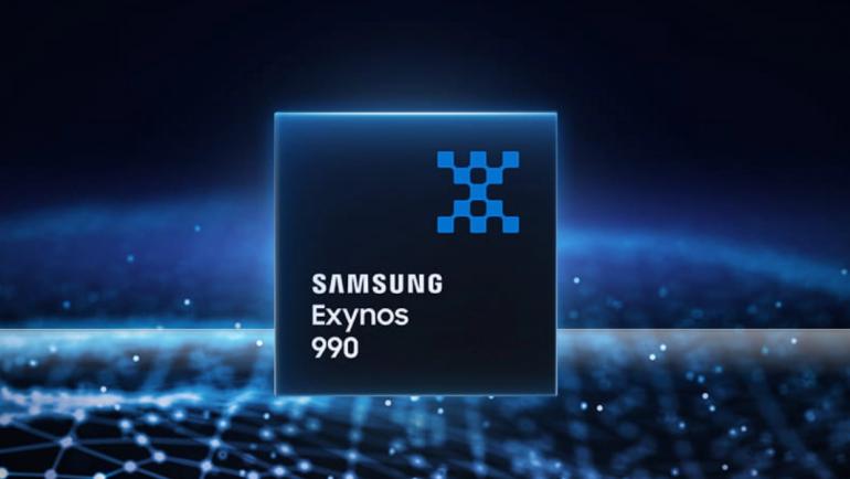 Exynos 990 z Galaxy S20