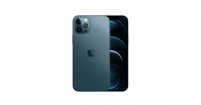 iPhone 12 Pro w kolorze pacyficznym