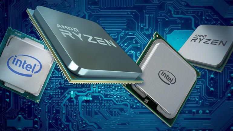 Procesory desktopowe AMD i Intel Źrodło: PCWorld.coma
