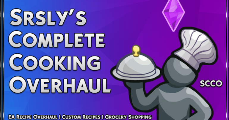 Srsly's complete cooking overhaul, SCCO
