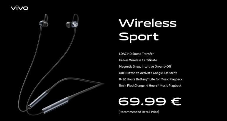 vivo Wireless Sport