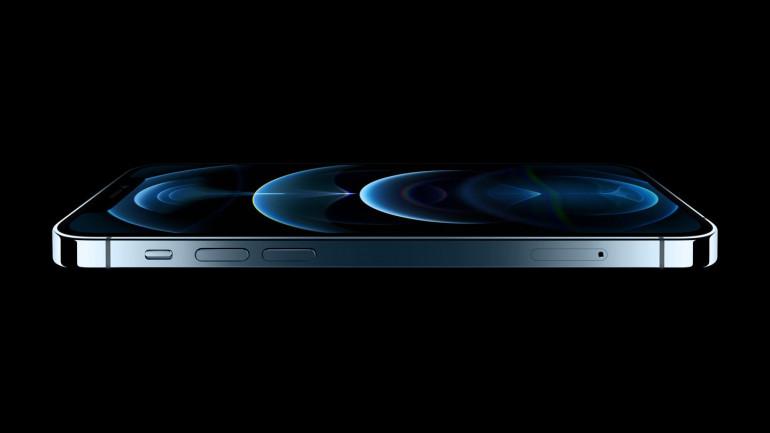 Niebieski iPhone 12 Pro
