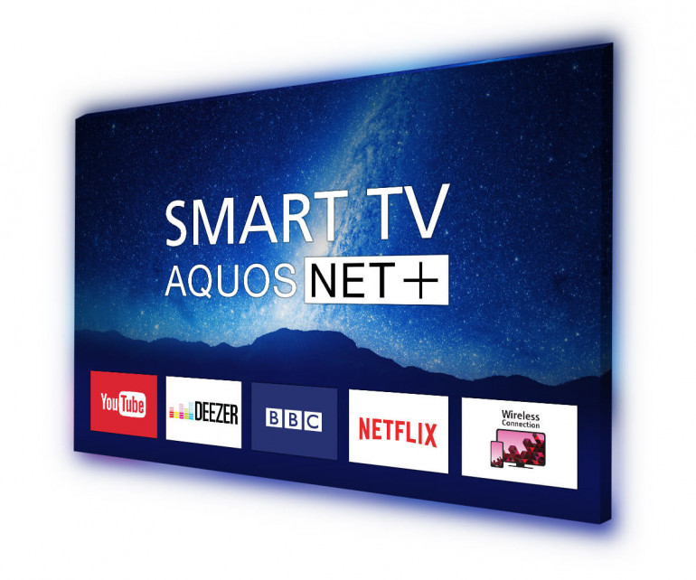 Lidl: od poniedziałku w promocji telewizor Sharp Smart Ultra HD 55''