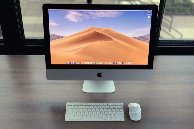 iMac 21,5 Retina 4K kompatybilny z Dolby Vision HDR Źródło: macworld.com