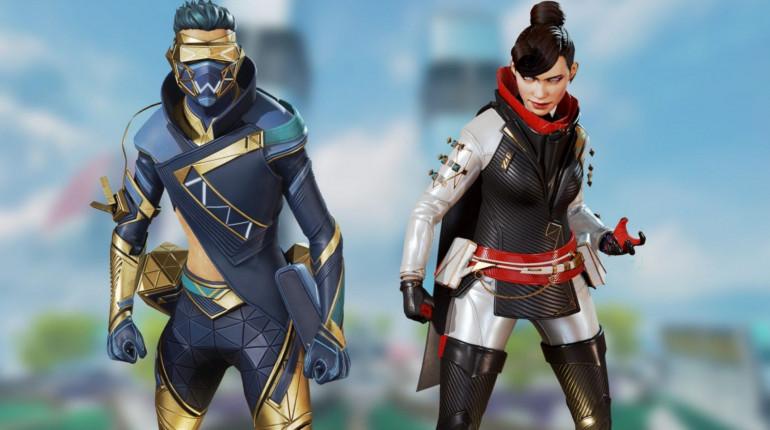 Sezon 7 w Apex Legends przyniesie nam nowe skórki dla Wraith i Octane