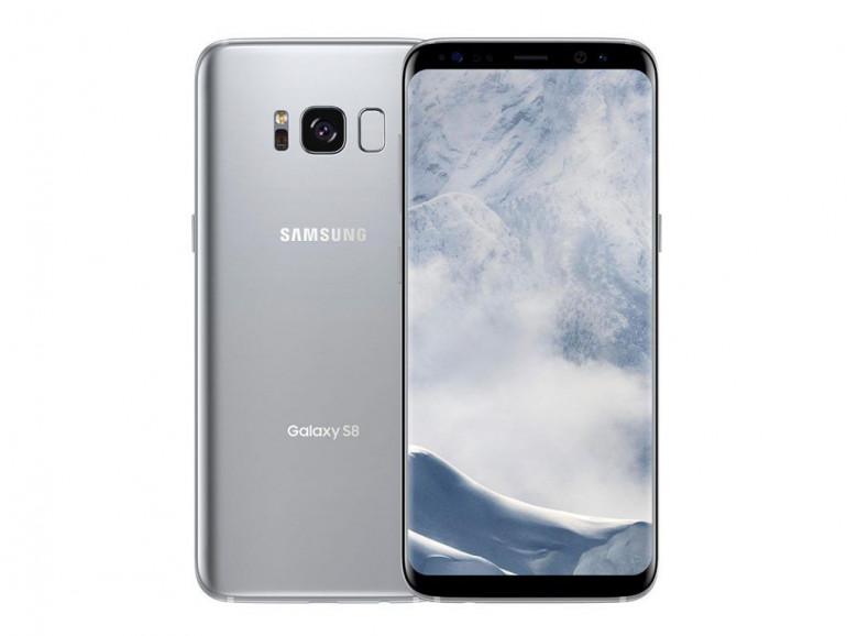Samsung Galaxy S8 w kolorze Arctic Silver