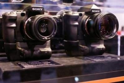 Nowe prototypy Sony