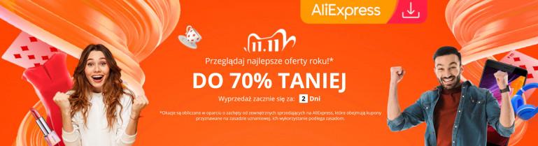 Dzień Singla. Globalny Festiwal Zakupów w AliExpress - najciekawsze oferty