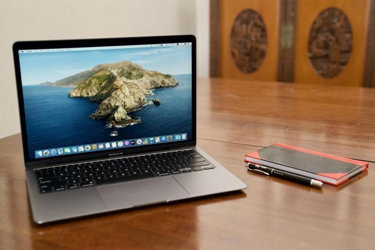 MacBook Air z początku 2020 roku
