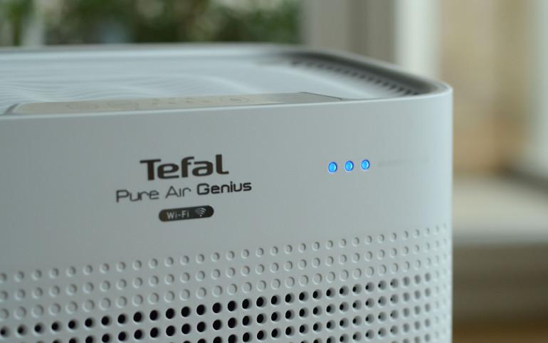 Tefal Pure Air Genius PT3080 - wydajny oczyszczacz powietrza w niskiej cenie [Test]