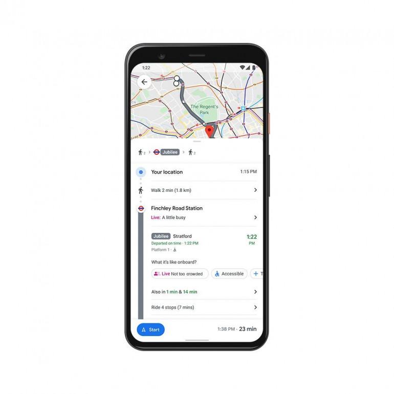 Nawigacja w komunikacji miejskiej