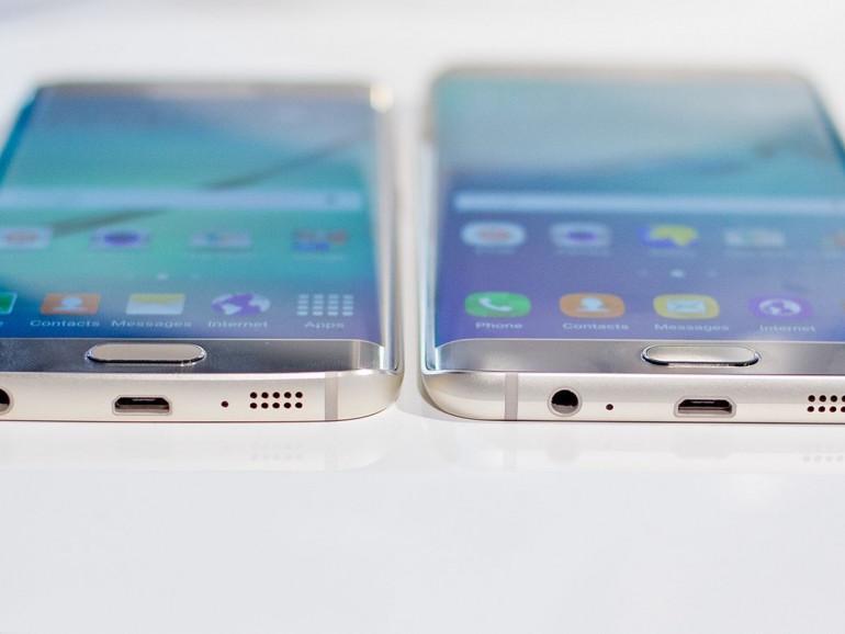 Samsung Galaxy S6 i Galaxy S6 Edge Źródło: pcworld.com