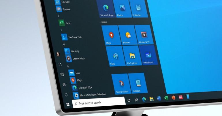 Windows 10 Fluent Desing Źródło: windowslatest.com
