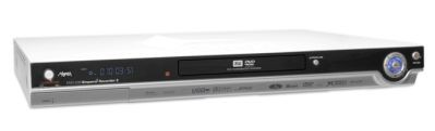 Nagrywarka Manty z 250 GB HDD