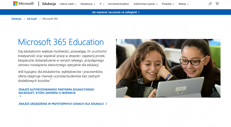 Microsoft 365 Education